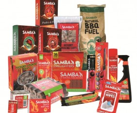 Samba - The Natural Way To Light Your Fire